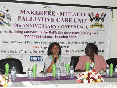 Shaping Palliative Care Work Globally