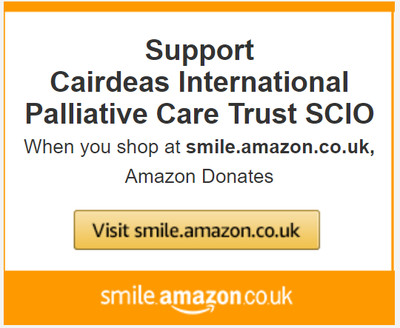 Raise funds for Cairdeas at no extra cost to you when shopping online