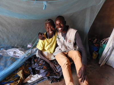 Providing palliative care for host and refugee communities in Northern Uganda