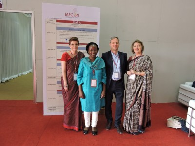 India; first impressions and IAPCON 2017