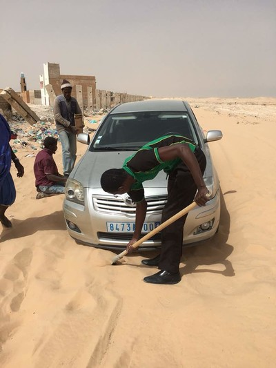 Developing Palliative Care in Mauritania