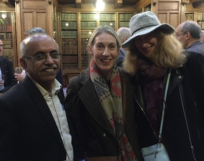 Warmth, Sympathy and Understanding: Dr M.R. Rajagopal visits Edinburgh