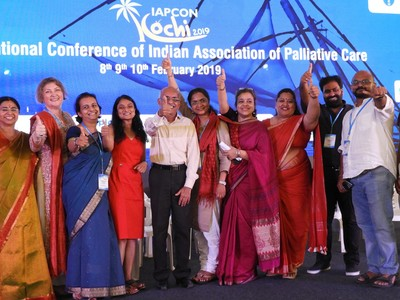 The Indian Association of Palliative Care Conference, back in Kerala