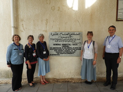 Compassion and Humanity: Palliative Care in the Gaza Strip