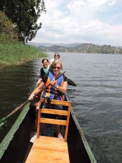 Mentoring in Uganda