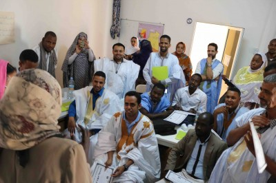 Mauritania; understanding rural communities and palliative care